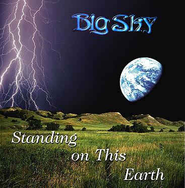 Standing on This Earth CD Front Cover
